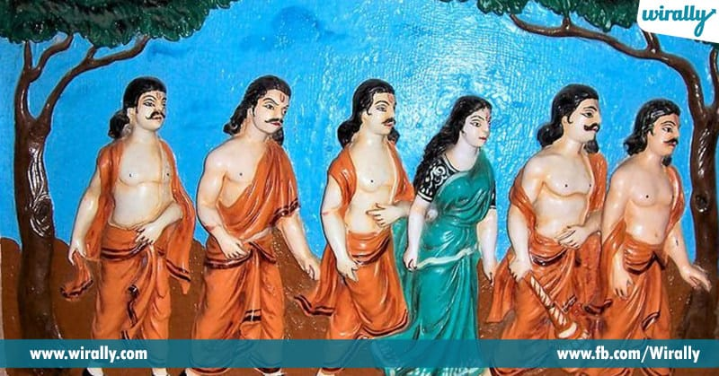 if the pandavas did not exist