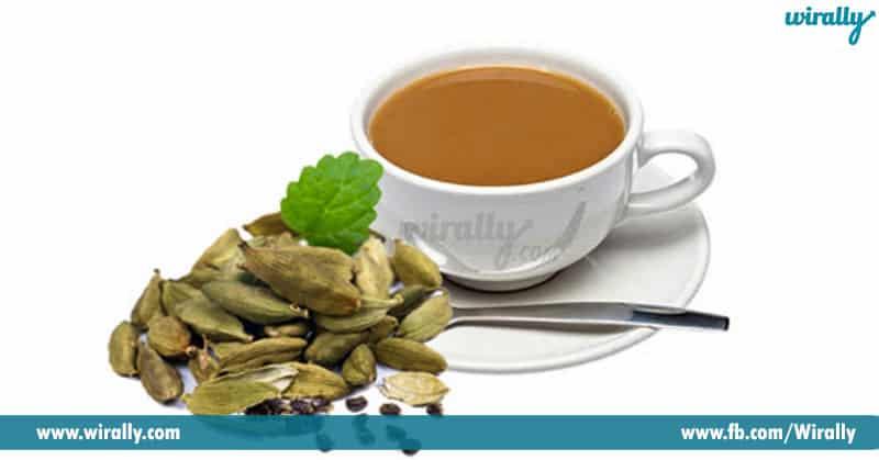 tea with elachi