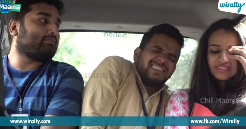 Types Of People we see In Office Cabs