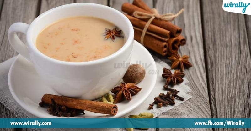 tea with masala's