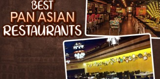 Pan Asian restaurants