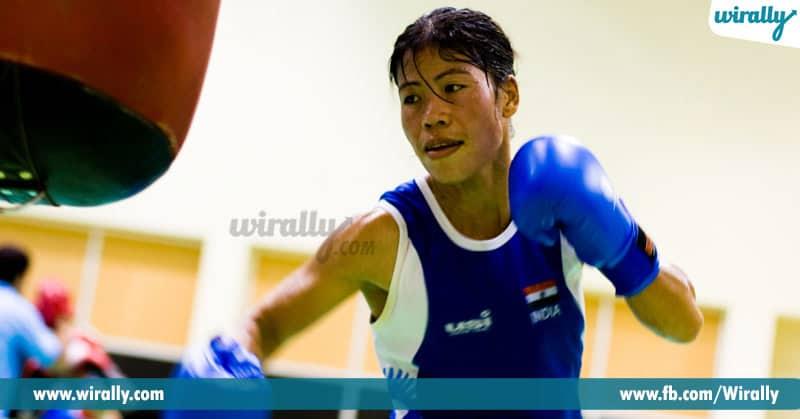 famous sportswomen in boxing