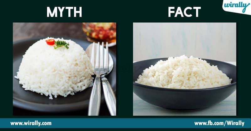 8 Myths About Rice