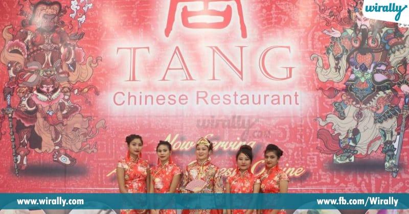 Chinese Restaurants in Hyderabad