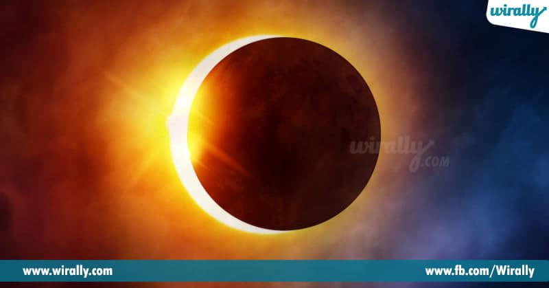 Superstitious Beliefs About Lunar Eclipse