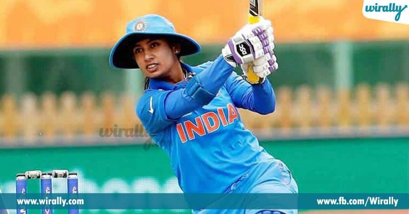 famous sportswomen in cricket