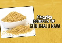 Amazing Benefits Of Godhuma Rava