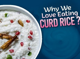 eat curd rice everyday