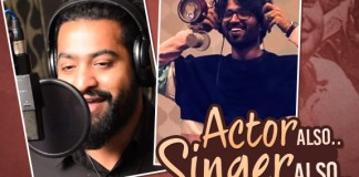 tollywood celebs who sang in movies