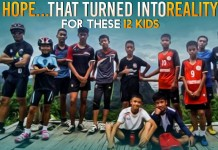 Here's How The 12 Youngsters and Their Coach Were Trapped In A Cave For 18 Days And Rescued?