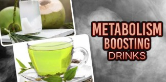 Metabolism Boosting Drinks