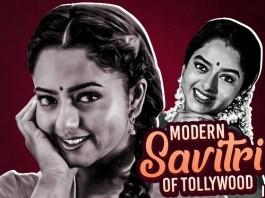 Irreplacable Actress Soundarya