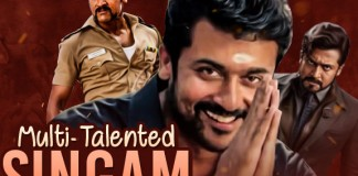 singam on his birthday
