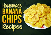 make crispy banana chips at home