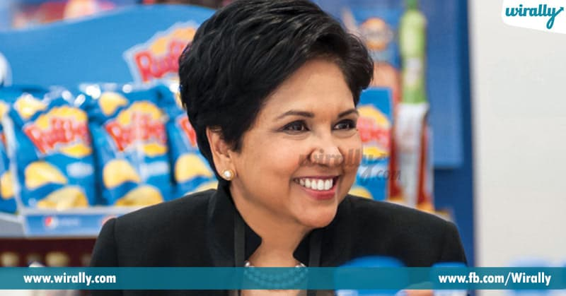 Indra Nooyi's Journey