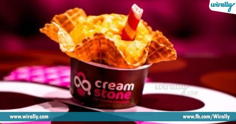 1-Cream Stone