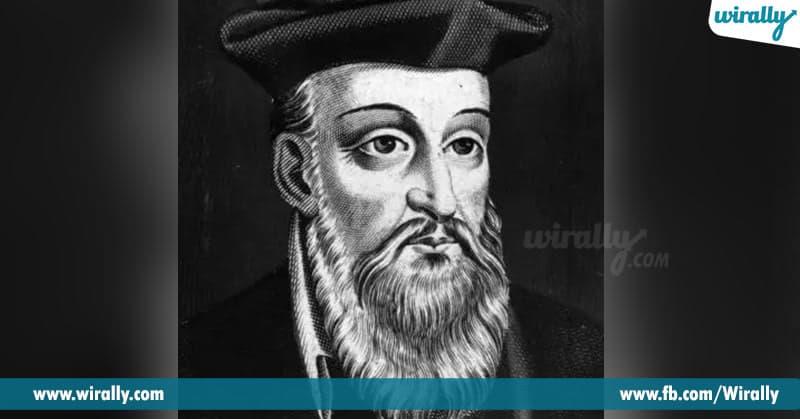 Predictions By Nostradamus