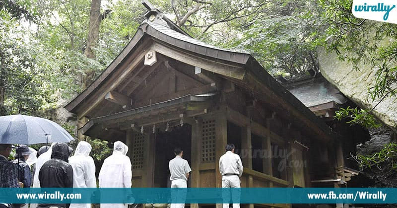 Temple That Women Do Not Have Access