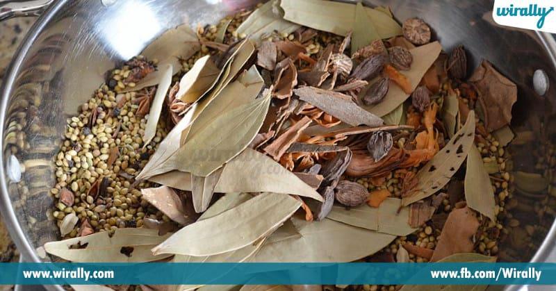 Steps to Make Garam Masala