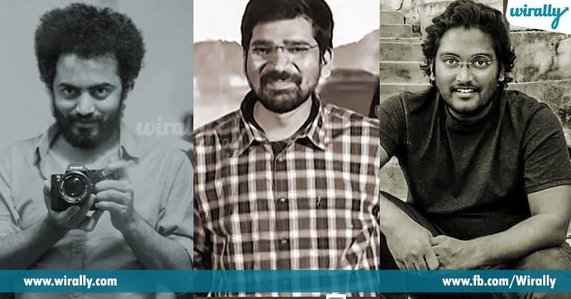 2 - short film directors