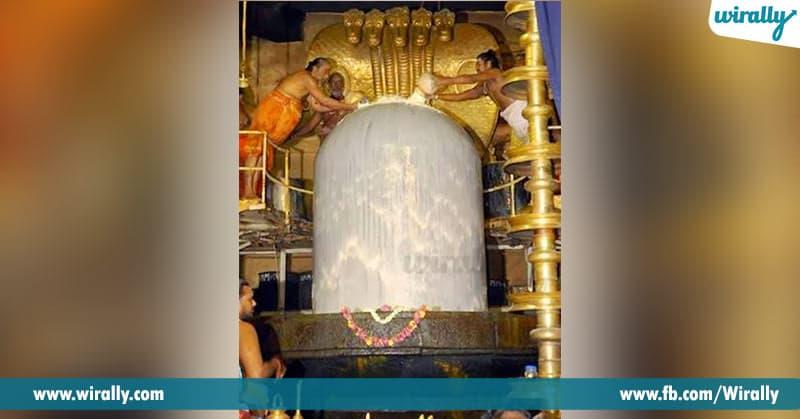 Five Shiva Temples