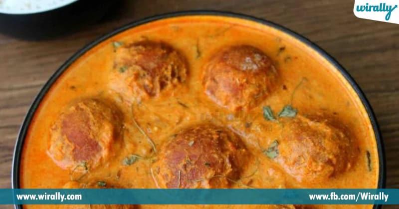 Recipes Of Kofta Curry