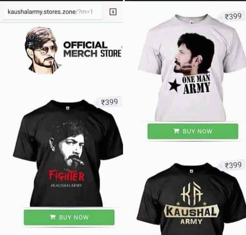 4.kaushal shirts