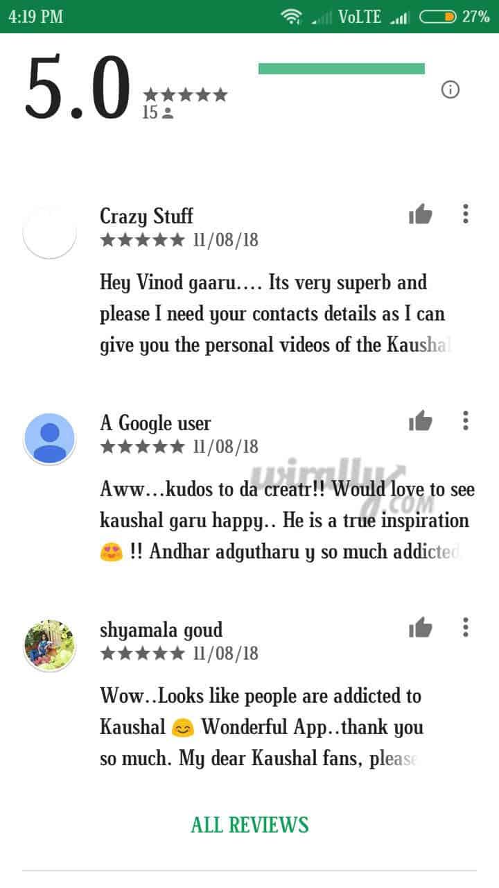 Kaushal's Craze Is An Internet Storm