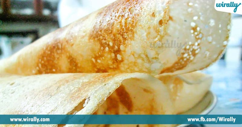 Varities of Dosas