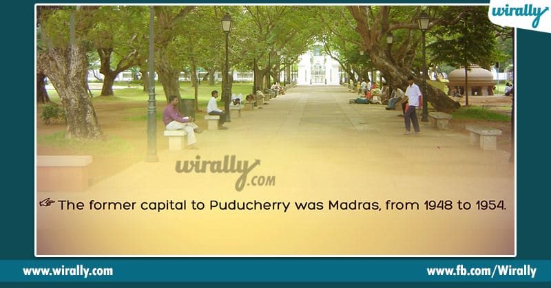 About Pondicherry