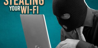 Find Out If Someone Is Stealing Our Wi-Fi