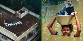 Humanity Moments During Kerala Floods