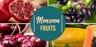 Monsoon Seasonal Fruits