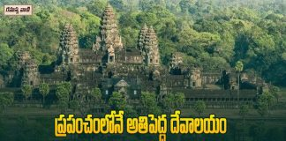 World Largest Temple