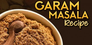 Steps to Make Garam Masala