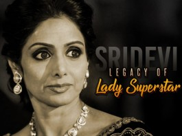 Sridevi Is The Only Lady Superstar