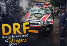 Telangana Government Recently Launched Disaster Response Force (DRF)