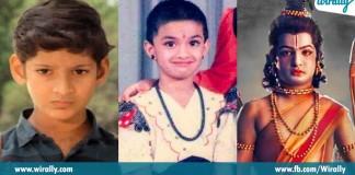 Telugu And Tamil Film Actors