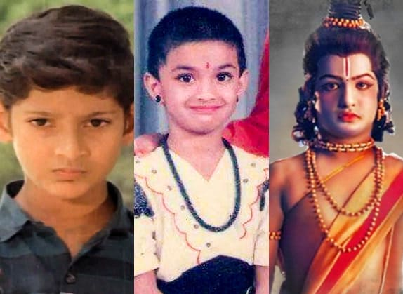 Telugu And Tamil Film Actors Who Started Their Careers As