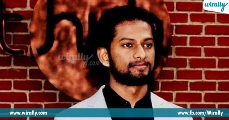 1 - Akhilesh Reddy