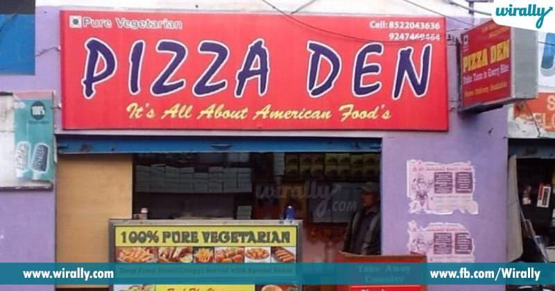 1-Pizza Den