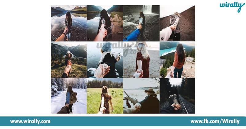 cliché traveller friends