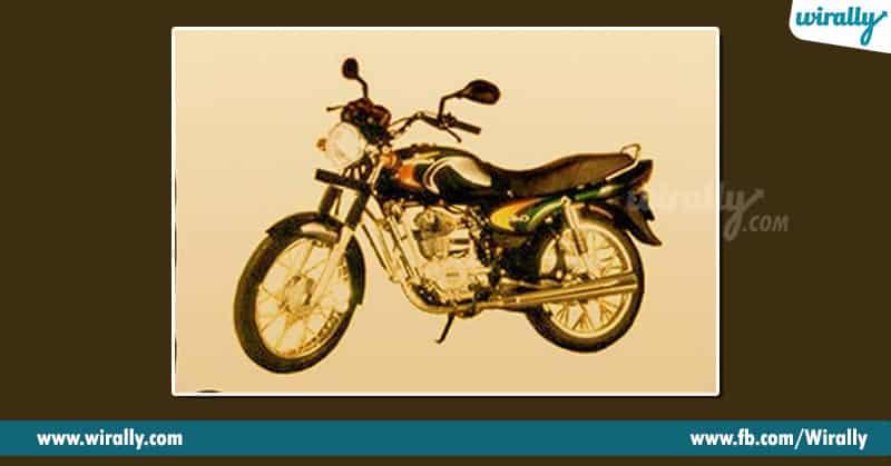 19. Kawasaki Caliber
