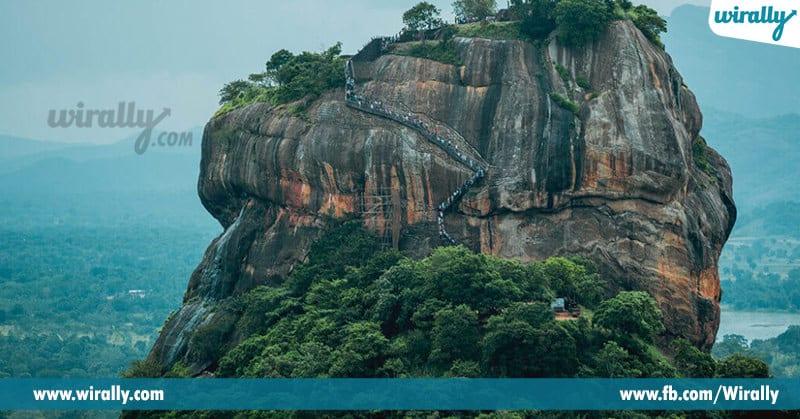 Sri Lankan Island