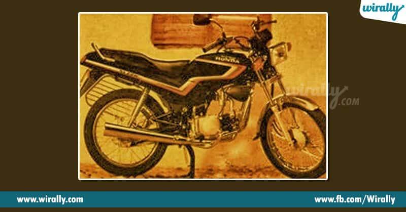 21. Hero Honda Sleek