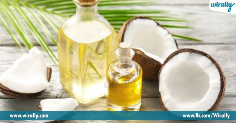 3-Coconut Oil