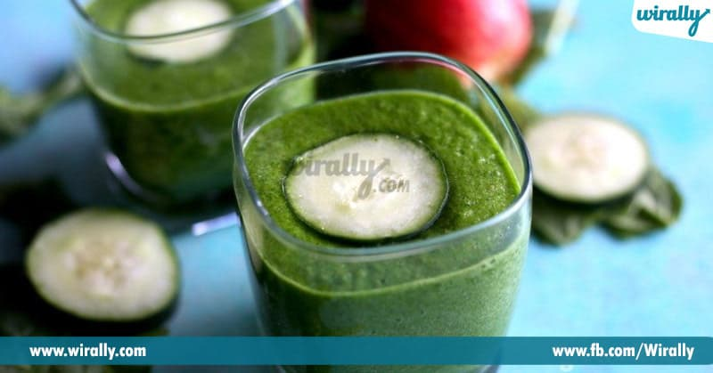 Detox Green Juice Recipes