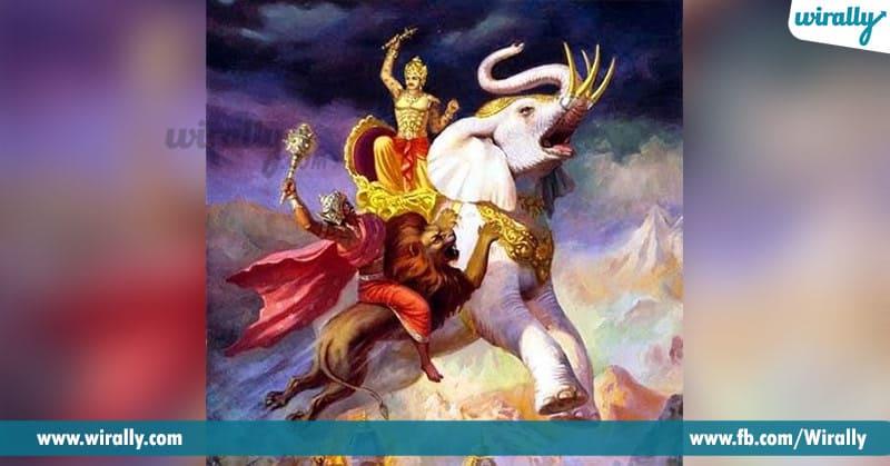 Heaven Guard 'Airavata'