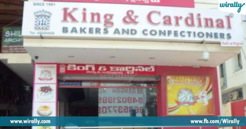 3-King & Cardinal Bakers