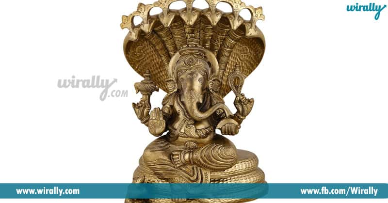 Vahana's Does Lord Ganesha